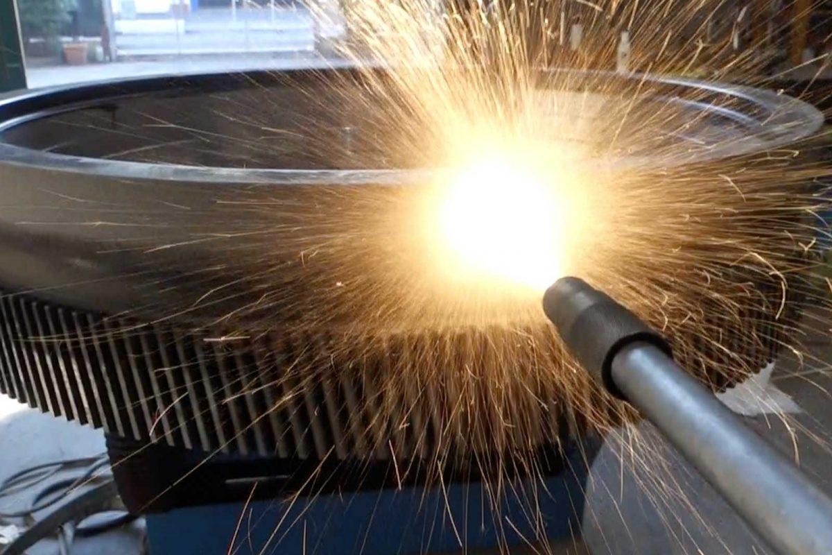 Metallizzazione - Rasvan Spray