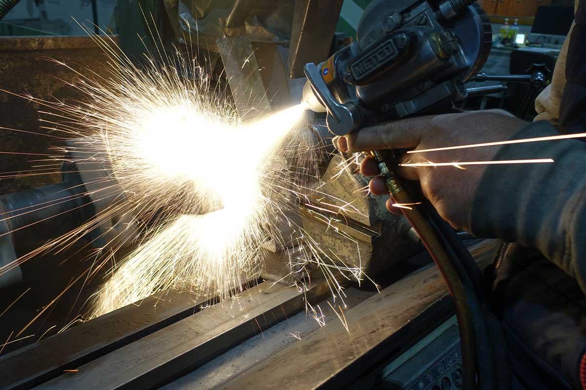 Metallizzazione a spruzzo